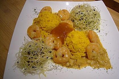 Jhinga Kari - Krabben Curry, indisch 3