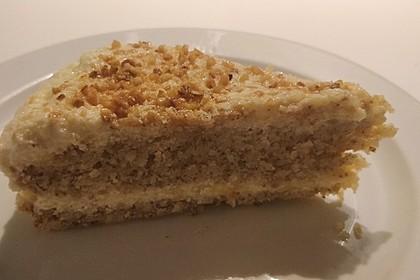 Vanille - Krokant - Torte 5