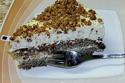 Vanille - Krokant - Torte 6