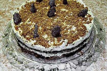 Vanille - Krokant - Torte 9