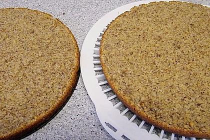 Vanille - Krokant - Torte 18
