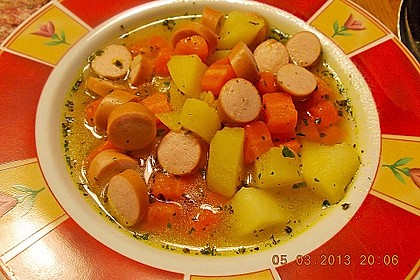 Möhren - Kartoffel - Topf 1