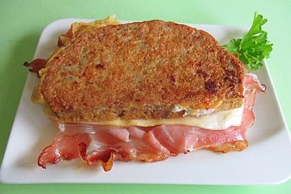 Armer Ritter - Sandwich auf amerikanisch 2