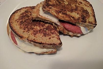 Armer Ritter - Sandwich auf amerikanisch 5