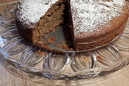 Marzipan - Nougat - Kuchen 2