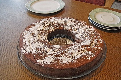 Marzipan - Nougat - Kuchen 4