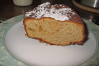 Marzipan - Nougat - Kuchen 1
