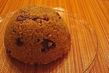 Couscous 'Seffa' 1