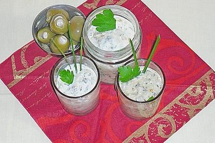 Griechische Auberginenpaste 10