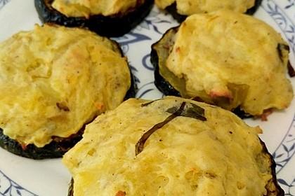 Zucchinitaler mit Kartoffel - Schalotten - Haube 1