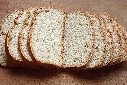 Butter - Toastbrot (Bild)