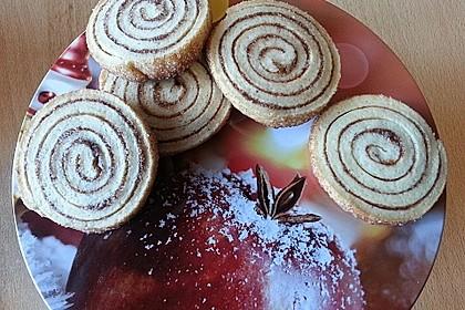 Zimtschnecken - Plätzchen 10