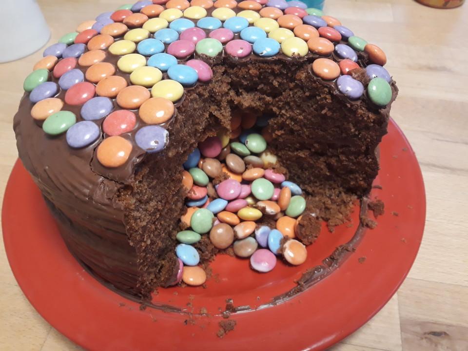 Nutellakuchen Von Nuffelgris Chefkoch De