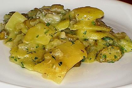 Schwäbischer Kartoffelsalat 72