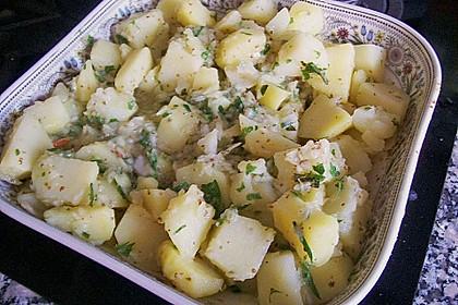 Schwäbischer Kartoffelsalat 91