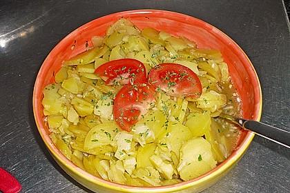 Schwäbischer Kartoffelsalat 64