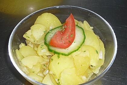 Schwäbischer Kartoffelsalat 84