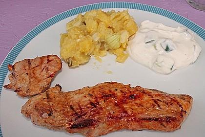 Schwäbischer Kartoffelsalat 95