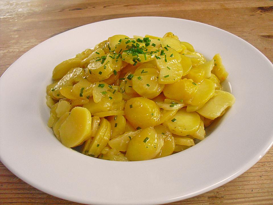 Schwäbischer Kartoffelsalat Von Carrie Chefkoch