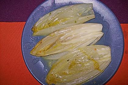 Geschmorter Chicorée 2