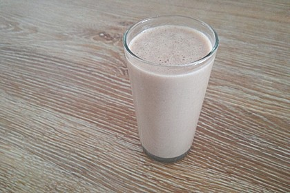 Bananen - Nutella - Milch 12