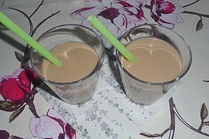 Bananen - Nutella - Milch 15
