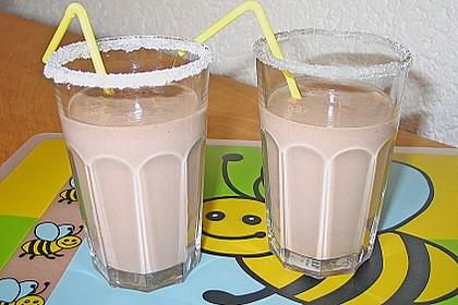 Bananen - Nutella - Milch 5