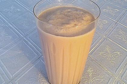 Bananen - Nutella - Milch 22