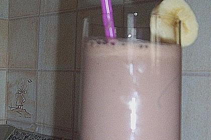 Bananen - Nutella - Milch 27