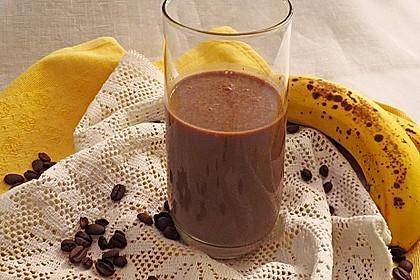 Bananen - Nutella - Milch 2