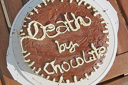 Schokoladentorte Death by Chocolate 169