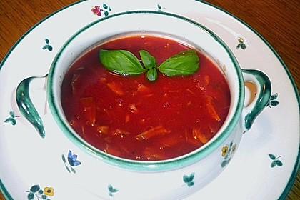 Tomatensuppe wie beim Chinesen 4
