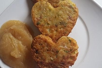 Knusprige Kartoffelpuffer 2