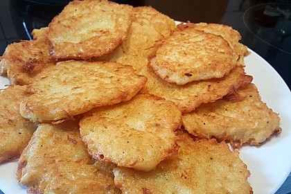 Knusprige Kartoffelpuffer 3