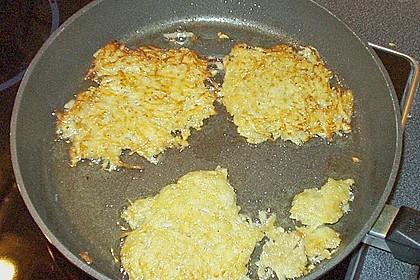 Knusprige Kartoffelpuffer 9