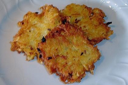 Knusprige Kartoffelpuffer 11