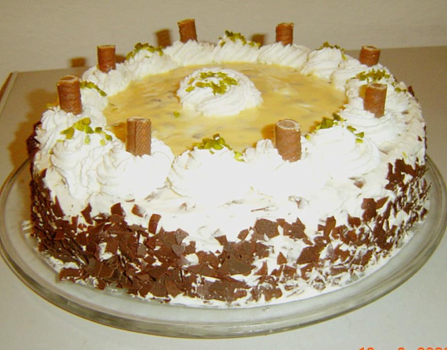 Eierlikor Stracciatella Torte Von Elli K Chefkoch De