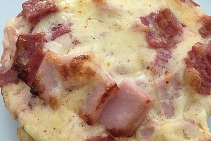 Pizza - Brötchen 1