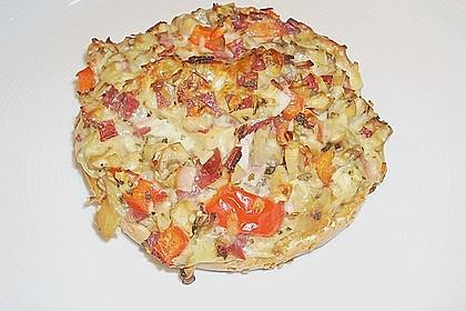 Pizza - Brötchen 3