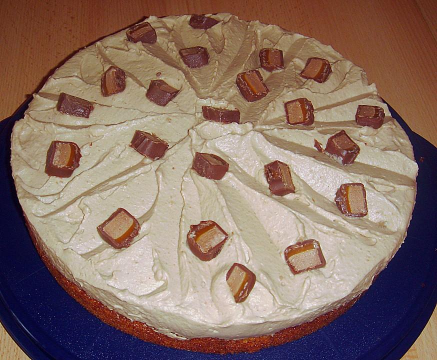 Mars Birnen Torte Von Kleineyvi Chefkoch De