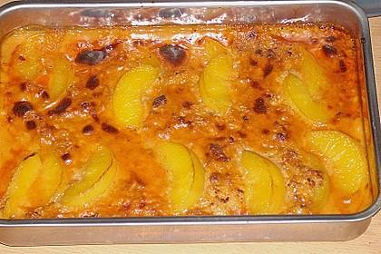 Pfirsich - Gehacktes - Auflauf 31