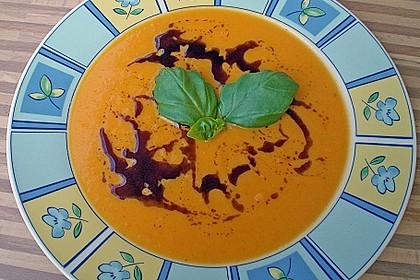 Hawaiianische Kokos - Ingwer - Karottensuppe 5