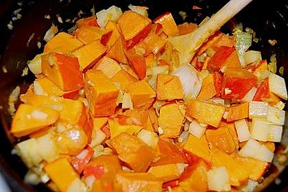 Hawaiianische Kokos - Ingwer - Karottensuppe 33
