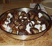 Kretische Reis - Lamm Hackbällchen (Bild)