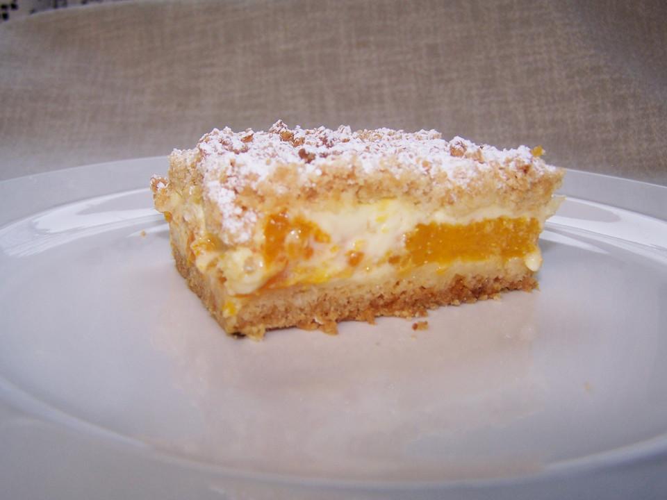 Mandarinen Streusel Kuchen Von Pummelheinz Chefkoch De