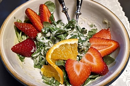 Salatdressing mit Joghurt (Bild)