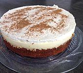 Fanta - Schmand - Kuchen mit Pudding und Mandarinchen (Bild)