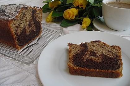 Haselnuss - Marmorkuchen 1