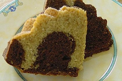 Haselnuss - Marmorkuchen 3