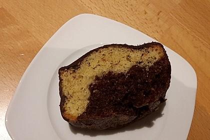 Haselnuss - Marmorkuchen 7